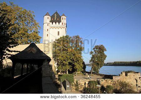 Electoral Castle Of Eltville
