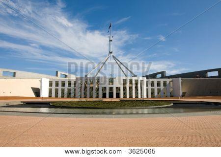 Parliament House Forecourt