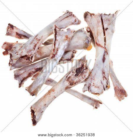 Bare Chicken Bones