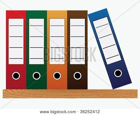 Office Folders.