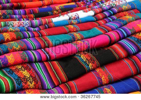Colorful Peru