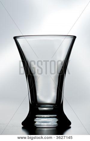 An Empty Shot Glass