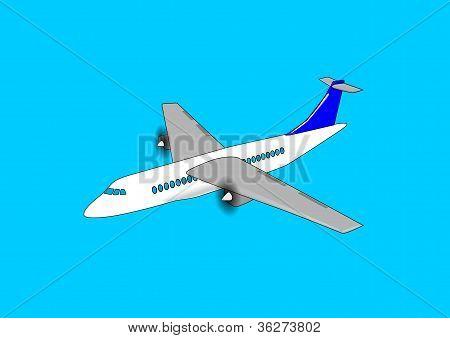 涡轮螺旋桨飞机