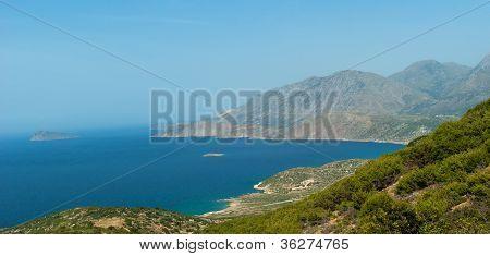 View On Mirabello Gulf