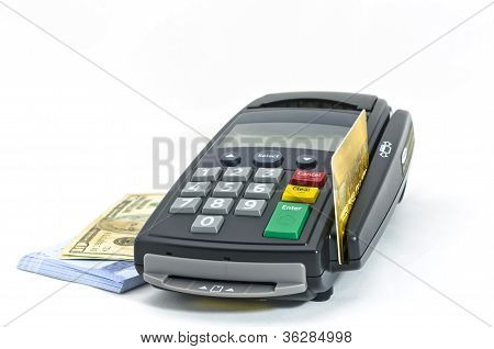 credit card reader machine
