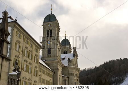 Benedictine Abbey Of Einsiedeln