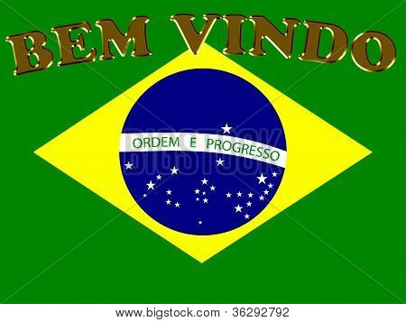 Bem Vindo To Brazil