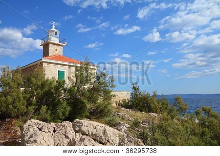 Lighthouse In Croatia