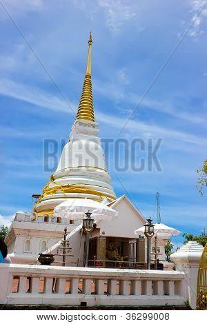 The Royal Pagoda On Tang Kuan Hill
