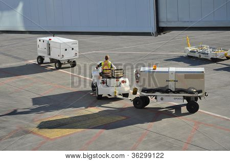 Airport Equipment And Vehicles