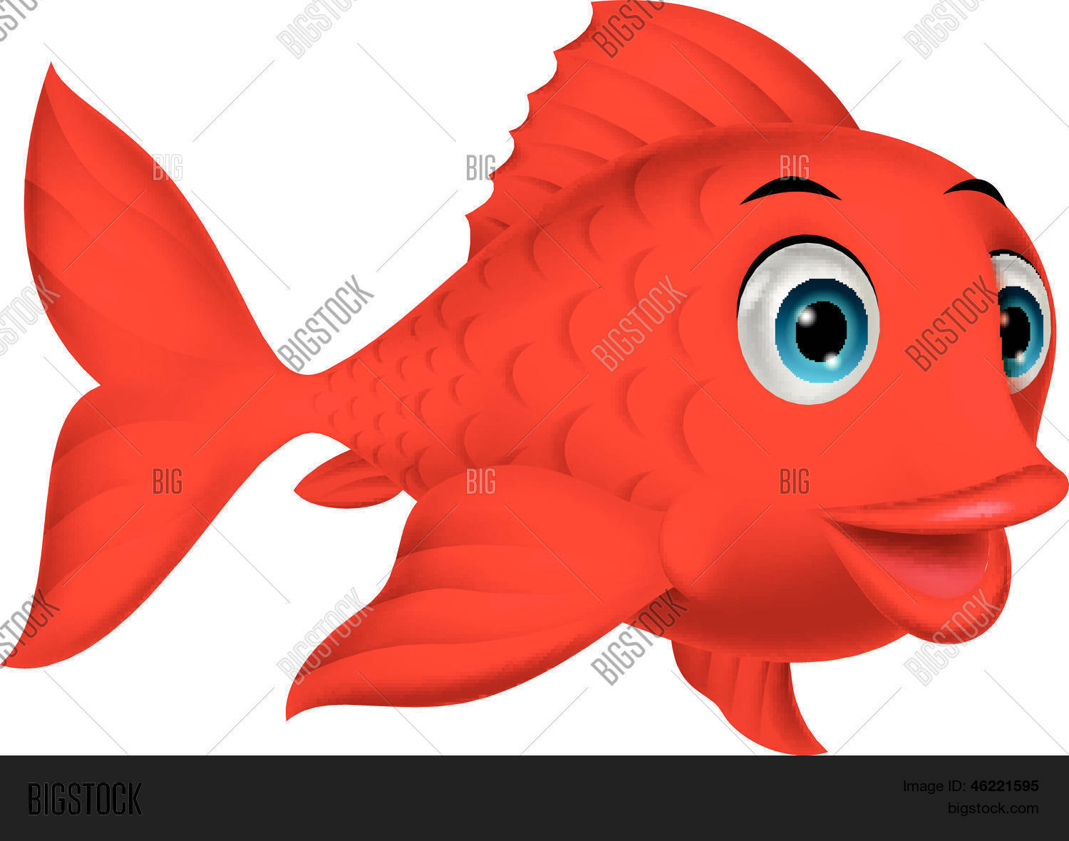 Dessin anim mignon poisson rouge photos et vecteurs de for Aquarium poisson rouge dessin