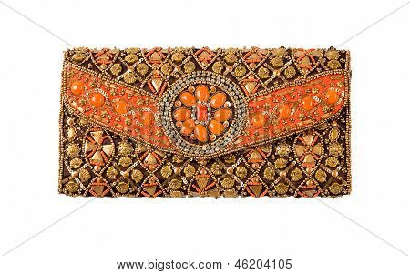 Ethnic Ornaments Handbag