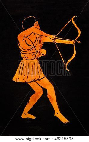 Ancient Greek Archer
