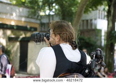 Take A Photograph