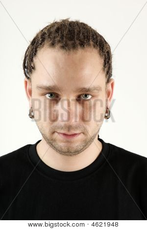 Boy With Braids
