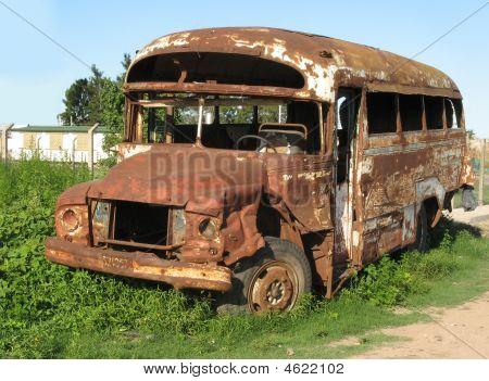 Abandoned Bus
