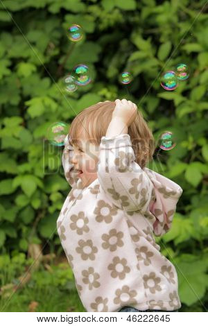 Bubbles fun !