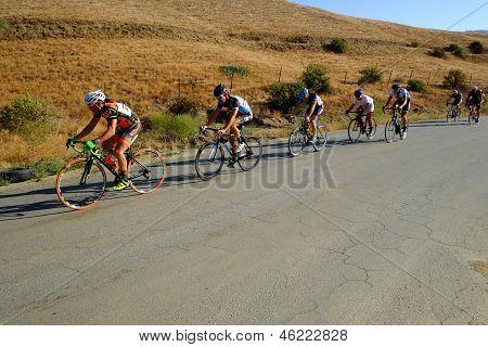 Racing Uphill
