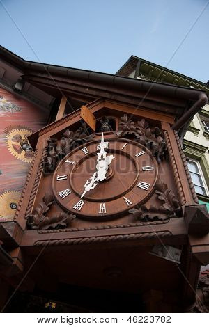 Triberg Cuckoo Clocks