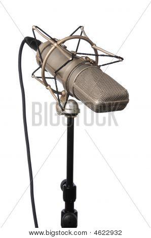 Vintage Studio Microphone