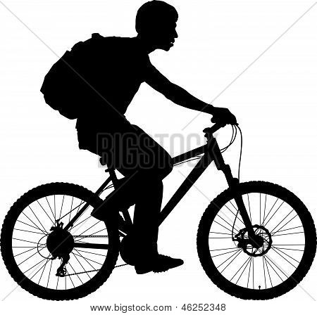 Boy With A Bicycle.eps