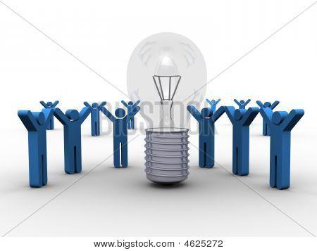 Sharing A Successful Idea