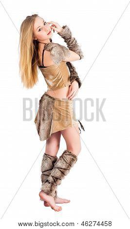 Pretty barbarian