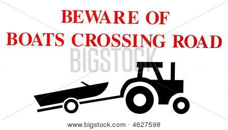 Boats Crossing