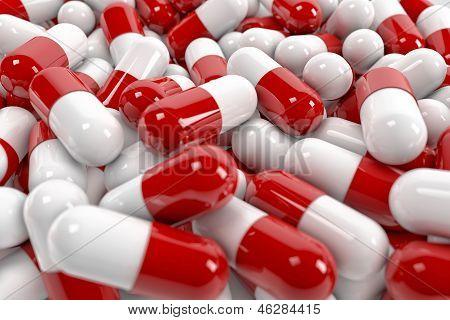 Pill Capsules