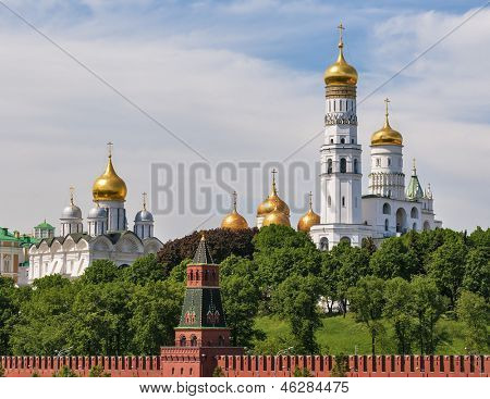 Moscow Kremlin.Moscow. Russia