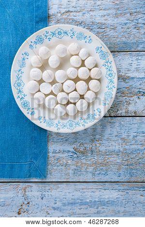 kurt kurut - asian dried yogurt balls
