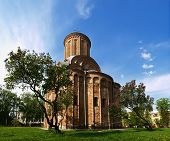 Pyatnytska Church In Chernigov