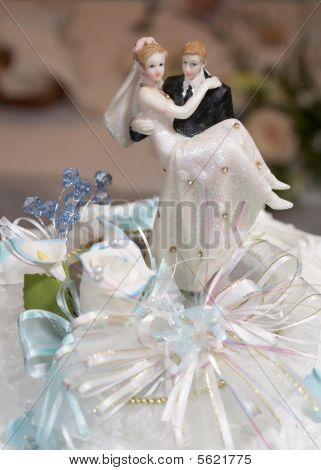 Wedding Cake Top Figurines
