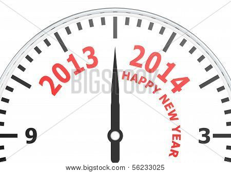 New year of 2014