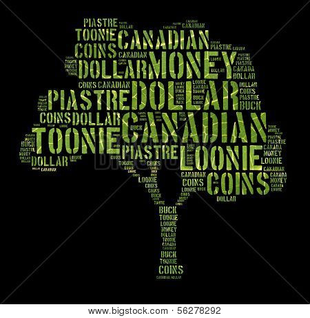 Canada Monetary Concept