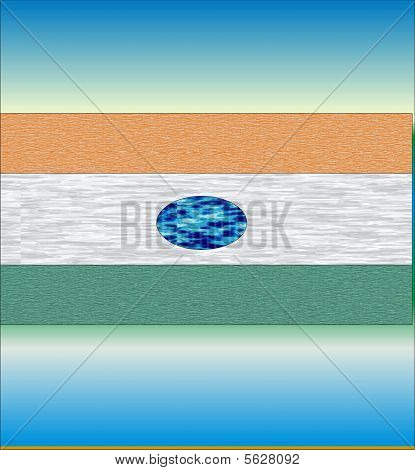 India Stylized
