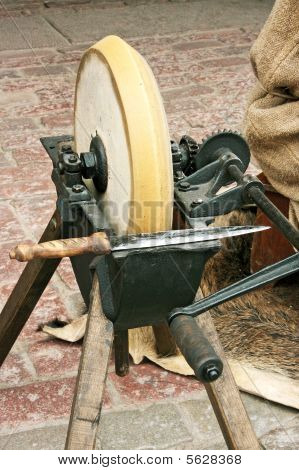 Sharpening Wheel