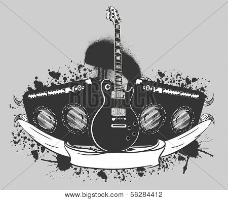 musical graffiti bunner