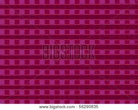 Background From Small Squares The Crimson