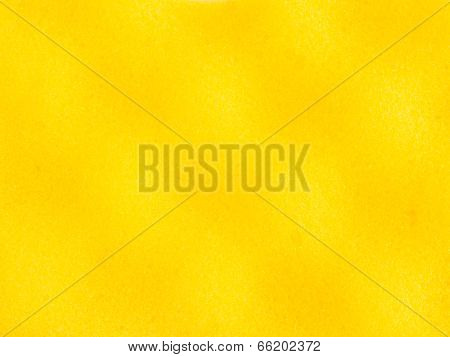 Yellow Sponge For Texture