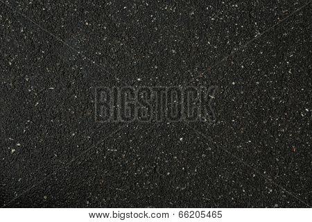 Detailed Dark Gray Asphalt Texture