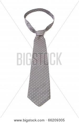 gray man's tie