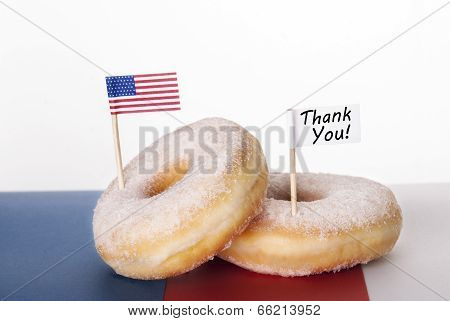 Thank You Donut