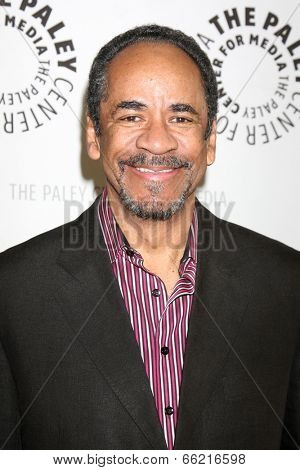 LOS ANGELES - JUN 4:  Tim Reid at the Baby, If You've Ever Wondered: A WKRP in Cincinnati Reunion at Paley Center For Media on June 4, 2014 in Beverly Hills, CA