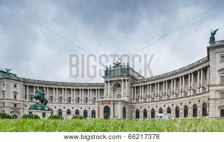 Austria, Vienna, Hofburg Winter Residence Of The Emperor