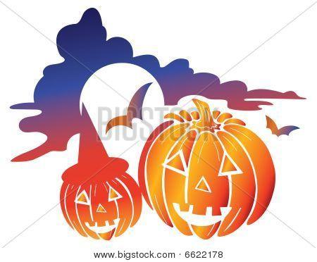 Halloween's Pumpkin