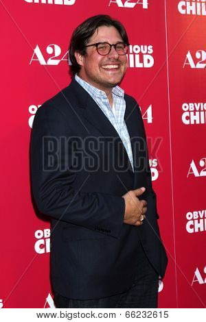 LOS ANGELES - JUN 5:  Rich Sommer at the