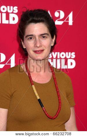 LOS ANGELES - JUN 5:  Gabby Hoffman at the