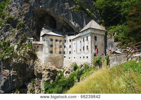 Castle Predjama, Slovenia