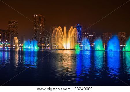 Musical Fountain Show